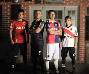 Camisas do Paraná Clube 2014-2015 Erreà capa