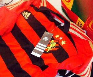 Suposta camisas do Sport Recife 2014-2015 Adidas capa