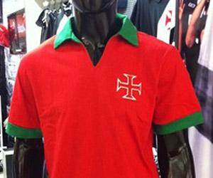 Camisa do Vasco em homenagem à seleção portuguesa x