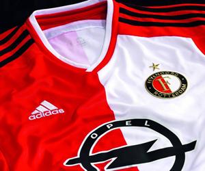 Camisas do Feyenoord 2014-2015 Adidas