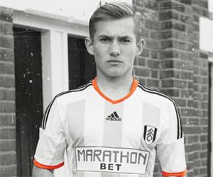 Camisas do Fulham 2014-2015 Adidas capa