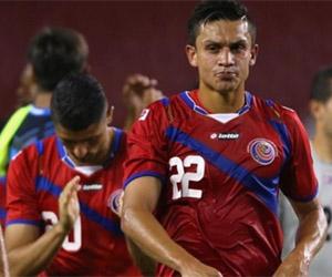 Lotto mudará material do uniforme da Costa Rica para a Copa capa