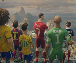 O último jogo - Nike - Arrisque Tudo