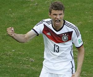 Thomas Müller e a mística da camisa 13 da Alemanha capa
