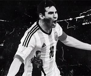 Adidas lança vídeo para a final entre Alemanha x Argentina