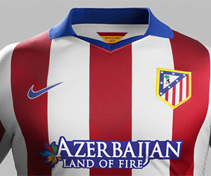 Atlético de Madrid e Nike capa