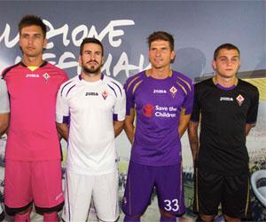 Camisas da Fiorentina 2014-2015 Joma capa
