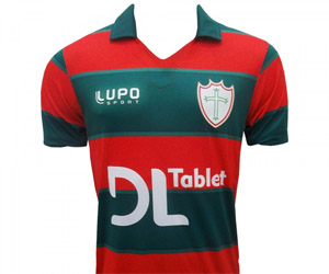 Camisas da Portuguesa 2014-2015 Lupo
