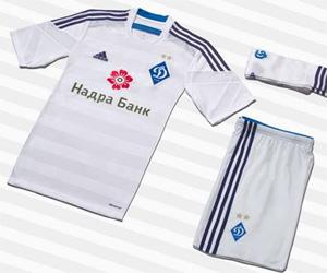 Camisas do Dynamo Kyiv 2014-2015 Adidas capa