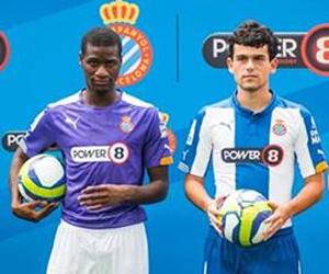 Camisas do Espanyol 2014-2015 Puma capa