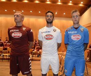 Camisas do Torino 2014-2015 Kappa