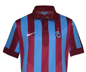 Camisas do Trabzonspor 2014-2015 Nike Titular capa