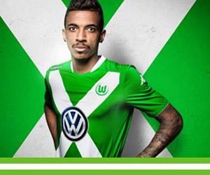 Camisas do Wolfsburg 2014-2015 Kappa