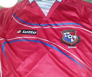 Camisas do Panamá 2014-2015 Lotto capa