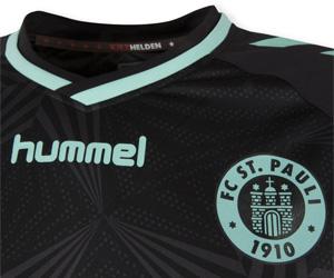 Camisas do St. Pauli 2014-2015 Hummel capa
