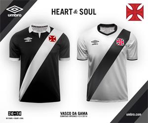 Camisas do Vasco 2014-2015 Umbro capa