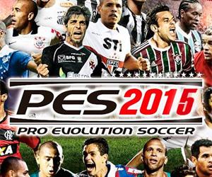 PES 2015 confirma Campeonato Brasileiro no jogo capa