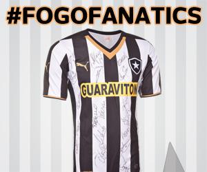 Promoção Fogo Fanatics capa