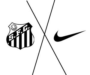 Santos rompe com a Nike capa