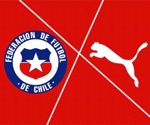 Seleção do Chile rompe com a Puma capa