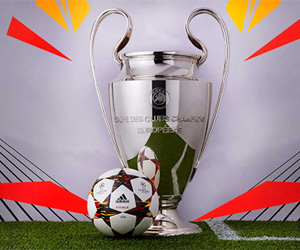 bola da champions league 2014-2015 capa
