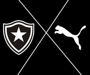 Botafogo não irá renovar com a Puma capa