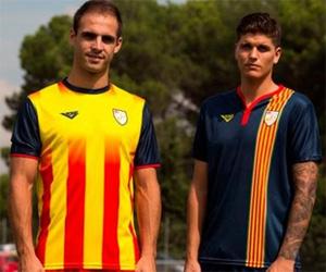 Camisas da Catalunha 2014-2015 Pony capa