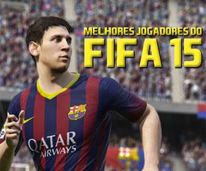 Melhores jogadores do FIFA 15 capa