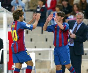 As camisas de Messi em 10 anos de Barcelona capa
