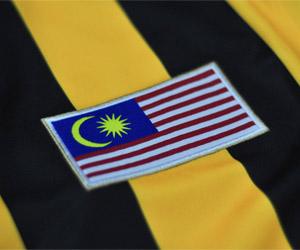 Camisas da Malásia 2014-2015 Nike capa