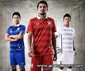Camisas da Tailândia 2014-2015 Grand Sport capa