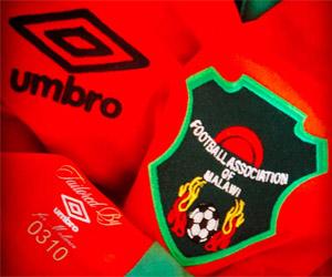 Camisas do Malawi 2014-2015 Umbro capa