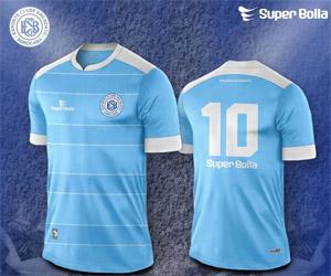 Terceira camisa do São Bento 2014-2015 Super Bolla capa