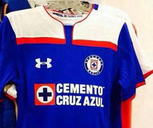 Camisas do Cruz Azul para o Mundial de Clubes 2014 capa