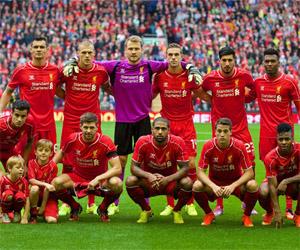 Camisas do Liverpool mais vendidas em 2014 capa