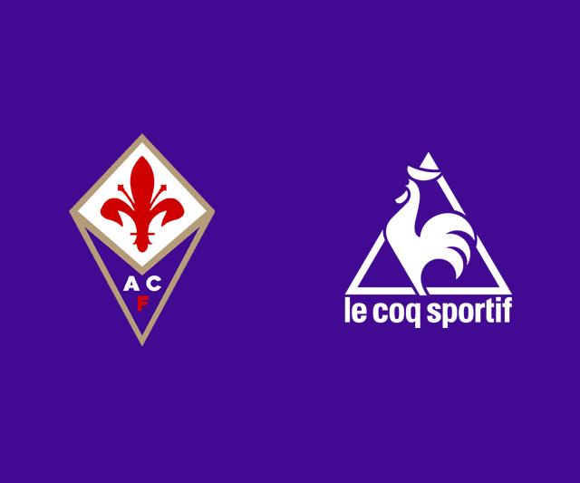 Fiorentina Le Coq Sportif capa