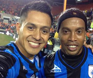 Gio Gaúcho Ronaldinho capa