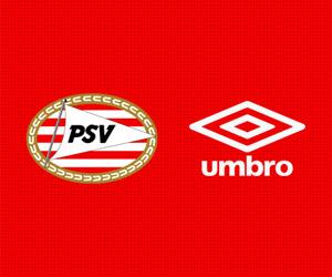 PSV dá adeus à Nike e assina com a Umbro capa