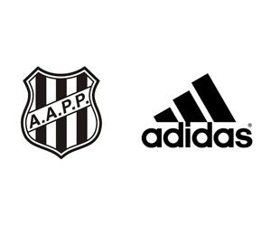 Ponte Preta assina com a Adidas