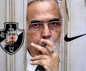 Volta de Eurico afastou Nike do Vasco capa