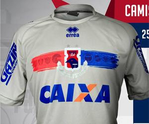 Camisa de 25 anos do Paraná Clube Erreà capa