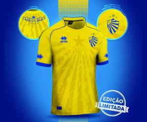 Camisa do EC Pelotas Recopa Gaúcha 2014 Errea capa