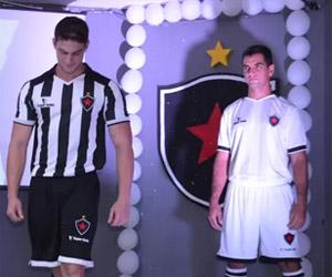 Camisas do Botafogo-PB 2015 Super Bolla capa
