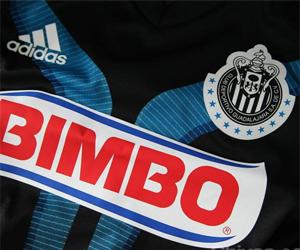 Camisas do Chivas Guadalajara 2015 Adidas capa