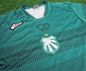 Camisas da Caldense 2015 Kickball capa