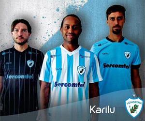 Camisas do Londrina 2015 Karilu caá
