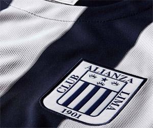 Camisas do Alianza Lima 2015 Nike capa