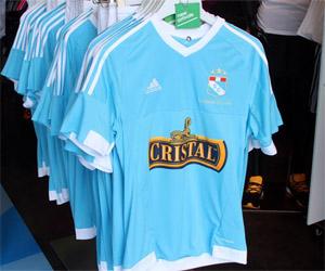 Camisas do Sporting Cristal 2015 Adidas capa