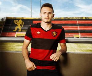 Camisa retrô do Sport Recife 2015 Adidas capa