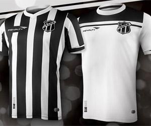 Camisas do Ceará SC 2015 Penalty capa